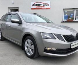 SKODA OCTAVIA COMBI AMBITION 1.6TDI 115HP FOR SALE IN ROSCOMMON FOR €21450 ON DONEDEAL