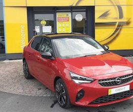 OPEL CORSA CORSA E ELITE 100 FULL ELECTRIC RAN FOR SALE IN TIPPERARY FOR €31495 ON DONEDEA
