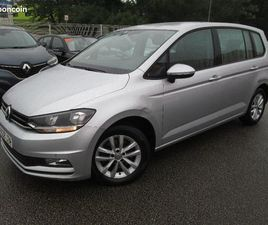 VOLKSWAGEN TOURAN 1.6 TDI 115 CH EDITION 7 PLACES