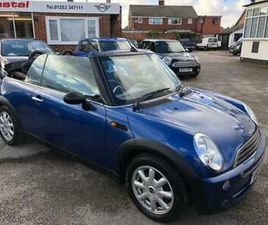 2007 BMW MINI 1.6 ( SALT ) ONE