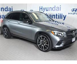 2018 MERCEDES-BENZ GLC 43 AMG 4MATIC