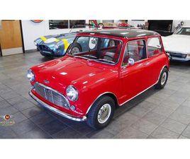 FOR SALE: 1966 AUSTIN MINI COOPER S IN AUSTIN, TEXAS