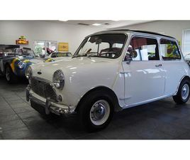 FOR SALE: 1967 AUSTIN MINI COOPER S IN AUSTIN, TEXAS