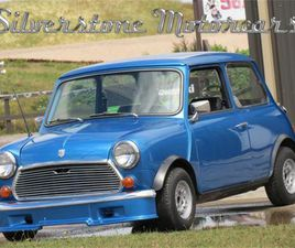 FOR SALE: 1977 AUSTIN MINI COOPER IN NORTH ANDOVER, MASSACHUSETTS