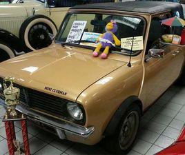 FOR SALE: 1980 AUSTIN MINI COOPER IN STRATFORD, NEW JERSEY