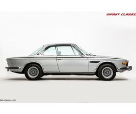 BMW 3.0 CSL // BMW DEALER COLLECTION CAR // BMW RESTORED // MATCHING NUMBERS