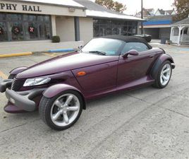 FOR SALE: 1997 PLYMOUTH PROWLER IN CONNELLSVILLE, PENNSYLVANIA