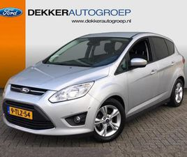 FORD C-MAX 1.0 ECOBOOST EDITION 125 PK NAVI-TREKHAAK