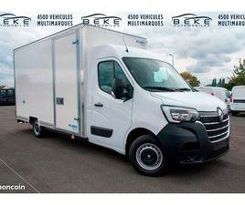 RENAULT MASTER F3500 L3H2 2.3 DCI 150 CH ENERGY GRD CFRT PLANCHE CABINE