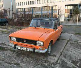 MOSKVICH MOSKWITSCH AZLK 1500