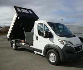 FIAT DUCATO 3 WAY TIPPER LWB 3.5 TONNE.5YR/200 00 FOR SALE IN KERRY FOR €37,650 ON DONEDEA
