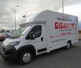 FIAT DUCATO LWB XL BOX BODY 5YR/200 000KM WARRANTY FOR SALE IN KERRY FOR €50,000 ON DONEDE