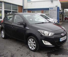 HYUNDAI I20 1.1 DELUXE DIESEL FOR SALE IN LIMERICK FOR €10,450 ON DONEDEAL