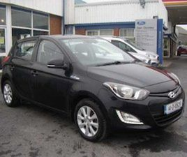 HYUNDAI I20 1.1 DELUXE DIESEL FOR SALE IN LIMERICK FOR €10450 ON DONEDEAL