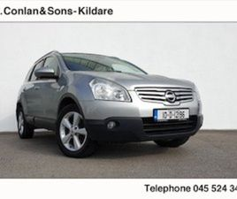 NISSAN QASHQAI +2 QASHQAI 1.5 DSL 2 (C PACK) FOR SALE IN KILDARE FOR € ON DONEDEAL