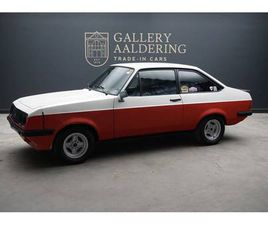 1977 FORD ESCORT FOR SALE