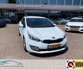 KIA PRO CEE D 1.6 GDI BUSINESS PACK, NAVI, CLIMA, CRUISE, PDC, BLUETOOTH UIT 29-05-2013 AA