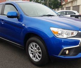 MITSUBISHI ASX 1.6 PETROL 2016 162 FOR SALE IN DUBLIN FOR €14999 ON DONEDEAL