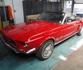 FORD - MUSTANG 67 CONVERTIBLE