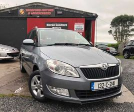 2013 SKODA FABIA ESTATE - DIESEL - MAY PX FOR SALE IN WATERFORD FOR €4,999 ON DONEDEAL