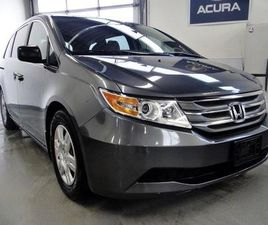 USED 2013 HONDA ODYSSEY LX,DEALER MAINTAIN,NO ACCIDENT