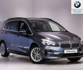 BMW 2 SERIES DIESEL GRAN TOURER 218D LUXURY 5DR 2.0