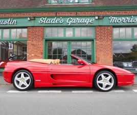 SPIDER F1 LHD CONVERTIBLE 1998