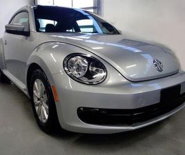 USED 2013 VOLKSWAGEN BEETLE ONE OWNER NO ACCIDENT,MINT CONDITION TDI