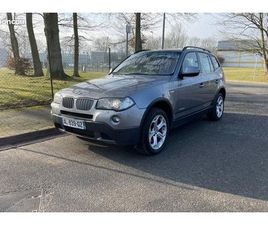 BMW X3 E83 LCI XDRIVE30D 218CH CONFORT STEPTRONIC