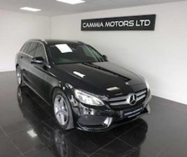 MERCEDES-BENZ C-CLASS C 220 BLUETEC SPORT FOR SALE IN DUBLIN FOR €15950 ON DONEDEAL