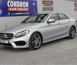 MERCEDES-BENZ C-CLASS 2.1 C220D AMG LINE AUTO ( 1 FOR SALE IN CARLOW FOR €23950 ON DONEDEA