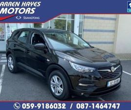 OPEL GRANDLAND X SE 1.6 (120PS) TURBO D START/STO FOR SALE IN CARLOW FOR €22,945 ON DONEDE
