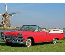② 1958 DODGE CUSTOM ROYAL LANCER CONVERTIBLE - V8 AUT, NL - OLDTIMERS & ANCÊTRES
