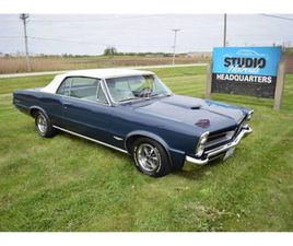 FOR SALE: 1965 PONTIAC GTO IN RICHMOND, ILLINOIS