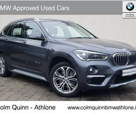 BMW X1 18D SDRIVE XLINE FOR SALE IN WESTMEATH FOR €31,995 ON DONEDEAL