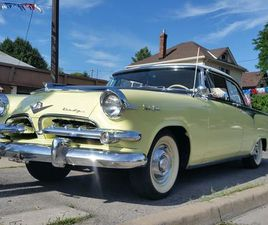 1955 DODGE LANCER CUSTOM ROYAL LANCER 2DR COUPE ORIGINAL HEMI V8