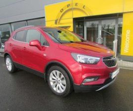 OPEL MOKKA X ELITE 1.6 CDTI 136PS FOR SALE IN DONEGAL FOR €24250 ON DONEDEAL