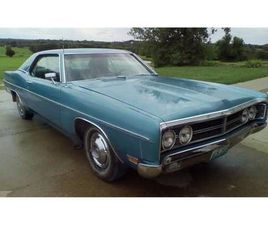 FOR SALE: 1970 FORD GALAXIE 500 IN CADILLAC, MICHIGAN