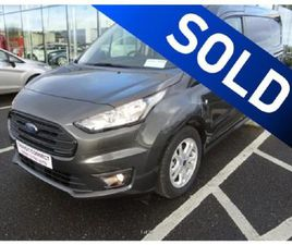 FORD TRANSIT CONNECT CONNECT 1.5 TDCI LWB TREND A FOR SALE IN KERRY FOR €25,950 ON DONEDEA