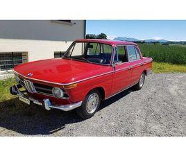 >BMW 1800 NEUE KLASSE