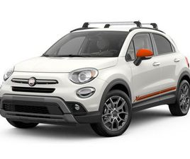 BRAND NEW WHITE COLOR 2020 FIAT 500X TREKKING FOR SALE IN MONTGOMERYVILLE, PA 18936. VIN I