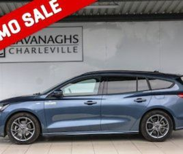 FORD FOCUS ST-LINE 1.0T 125PS 6SPD 5DR FOR SALE IN CORK FOR €25995 ON DONEDEAL