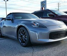 USED 2019 NISSAN 370Z ROADSTER SOFTTOP CONVERTIBLE