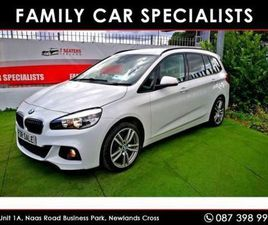 BMW 2 SERIES GRAN TOURER TRADE SALE ONLY 7SEATER FOR SALE IN DUBLIN FOR €16,900 ON DONEDEA