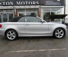 BMW 1 SERIES 118D SPORT, 12 MOT