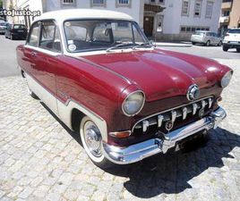 FORD TAUNUS 15 M-LUXE-1956-HOMOL