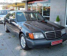 MERCEDES-BENZ S 500 500 SE W140 - 91