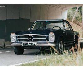 MERCEDES-BENZ SL 280 1968 PAGODE