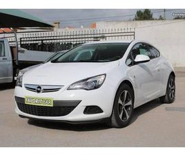 OPEL ASTRA GTC 1.4 T COSMO - 12