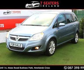 OPEL ZAFIRA NEW NCT DIESEL PRISTINE 7SEATER FAM FOR SALE IN DUBLIN FOR €3900 ON DONEDEAL